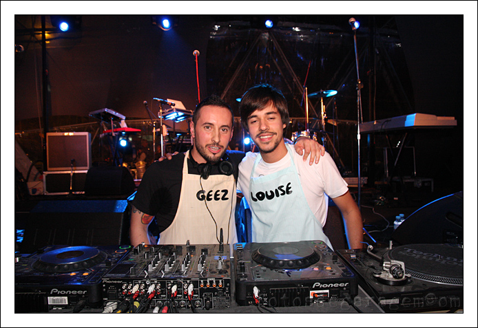 DJs animadores